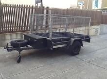8x5 High Side Trailer for hire Beaumaris Bayside Area Preview