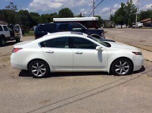 2012 Acura TL $10,500