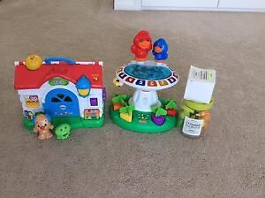 Fisher Price Bird Bath & Activity House Hawthorne Brisbane South East Preview