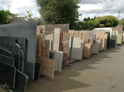 Stone offcuts for sale perfect for vanity bench tops!