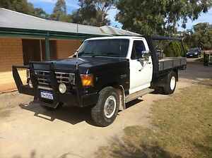 1990 Ford F250 Ute Rockingham Rockingham Area Preview
