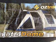 Tent four man Oz Trail North Yunderup Murray Area Preview