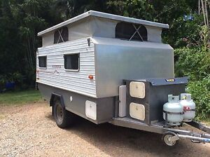 Caravan off road pop top Trinity Park Cairns Area Preview