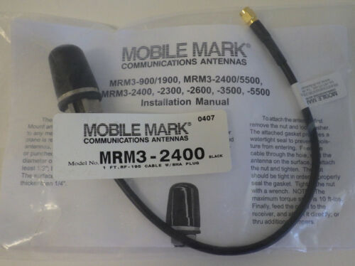 Mobile Mark MRM3-2400 Antenna - new in package