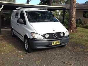 2006 Mercedes vito Wyongah Wyong Area Preview