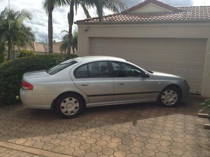 2006 Ford Falcon Sedan. VERY LOW KILOMETERS Eight Mile Plains Brisbane South West Preview