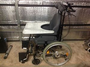 Tilt N Space Reclining Wheelchair Clifton Springs Outer Geelong Preview