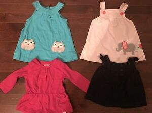 Girls 6/9 month clothing lot (12 items)
