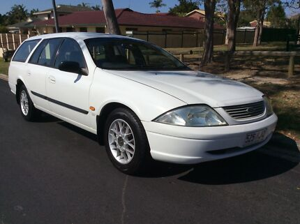 2000 Ford Falcon Forte Wagon Eight Mile Plains Brisbane South West Preview