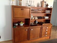 Timber sideboard Wattle Grove Liverpool Area Preview