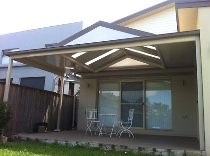 Solarguard Colorbond Pergola Kit DIY. Free Delivery!!!