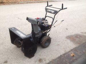 MURRAY self propelled snowblower w/,electric start