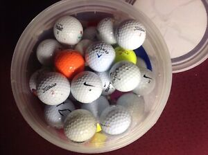 """Experienced"" Golf Balls for sale"