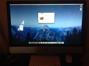 "27"" 2010 iMac 1TB HD i3 dual core MINT"