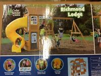 Cedar playset St. Catharines Ontario Preview