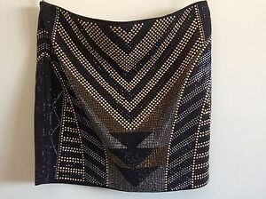 Fate Sequinned Mini Skirt Halls Head Mandurah Area Preview