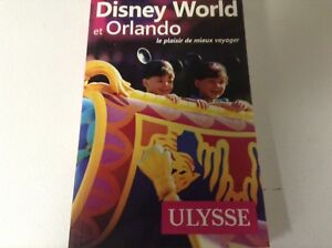 Disney World et Orlando, guide Ulysse