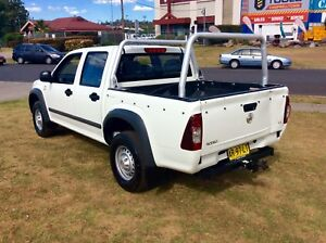 2007 Holden Rodeo LT Duel Cab Auto Ute 3 months Rego