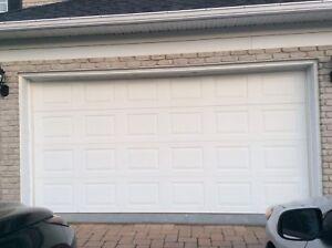 Porte de garage