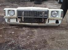 Holden HZ Front end $70 HQ boot $50 Torana grill $20 Tanunda Barossa Area Preview