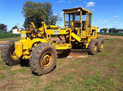 Grader Galion T500A Trangie Narromine Area Preview