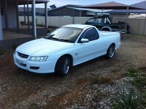2005 Holden Commodore Ute Goulburn Region Preview
