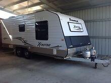2012 Franklin XFACTOR Caravan Miles Dalby Area Preview