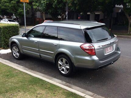 2007 Subaru Outback Wagon