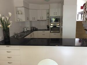 Kitchen with 30 mm Granite Top Alexandra Headland Maroochydore Area Preview