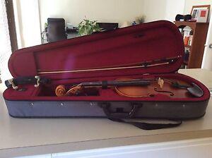 Schumann 600v 4/4 violin City Beach Cambridge Area Preview