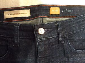 Anthropologie pilcro and the letterpress size 29 fit stet jeans