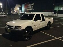 1999 Holden Rodeo Ute Warrawong Wollongong Area Preview