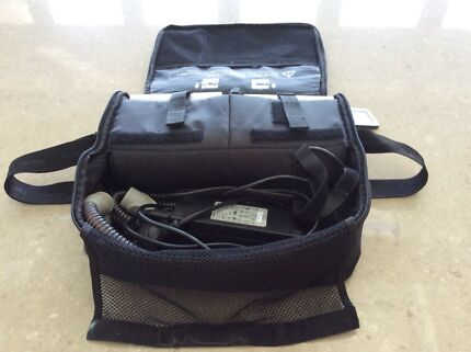 CPAP MACHINE - with Mask & full carry case