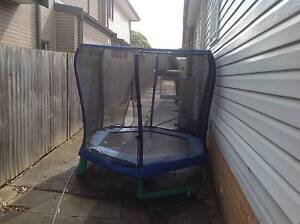 Outdoor Kids Swing Set & Trampoline Concord Canada Bay Area Preview
