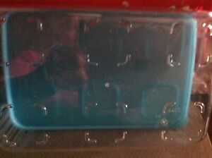 Tupperware Clear Mates Large Rectangle #2 -1.62ltr