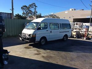2000 Toyota Hiace Van Epping Whittlesea Area Preview