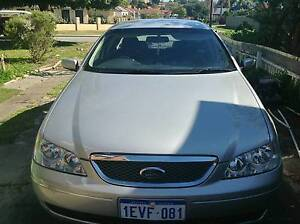 2005 Ford FAIRMONT LOW KMS MECH SOUND REGO GREAT BODY!!! Wilson Canning Area Preview