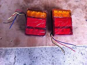 new trailer lights 1 pair LED waterproof suits caravan/boat/box/c Mount Druitt Blacktown Area Preview