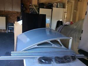 Door and window canopy awning $150 for the lot Culburra Beach Shoalhaven Area Preview