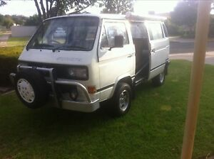 1990 VW T3 SYNCRO 4X4 Gepps Cross Port Adelaide Area Preview
