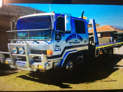 Perthtow   Breakdown   Recovery Perth City Preview