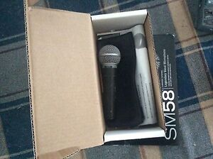 Shure SM58 Microphone Jannali Sutherland Area Preview