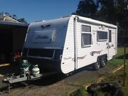 "2012 Golden Eagle ""Eureka"" 22 ft Caravan Gulmarrad Clarence Valley Preview"
