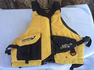 Kayak / Canoe Personal Flotation Device (PFD) XL Adjustable Mount Lawley Stirling Area Preview