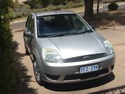 Ford Fiesta 2005 LX Spence Belconnen Area Preview