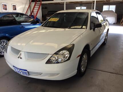 2004 Mitsubishi Magna Sedan. LPG/Petrol