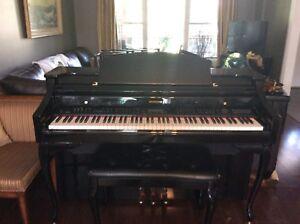 Suzuki digital baby grand piano
