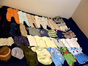 Baby boy 3 to 6months clothes