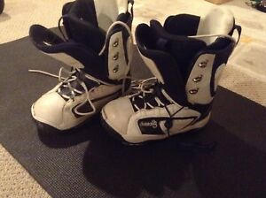 Snowboard boots. Size 7 $25 each