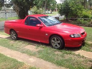 2002 Holden Commodore Ute Frenchville Rockhampton City Preview